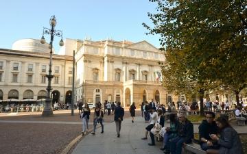 Auflug Mailand
